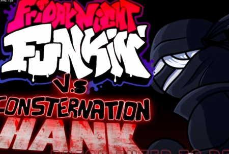 VS Consternation Hank