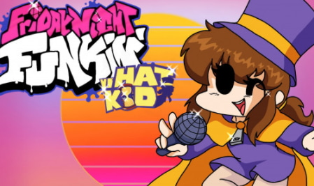 VS Hat Kid