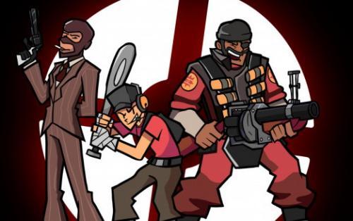 VS Team Fortress 2 Mann Co