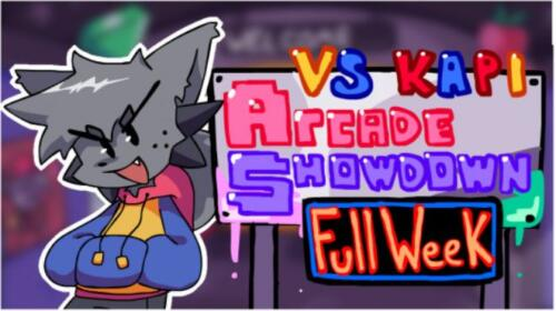 VS Kapi (Arcade Showdown Update)