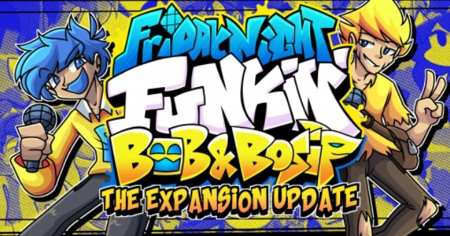 VS Bob and Bosip: The Expansion Update