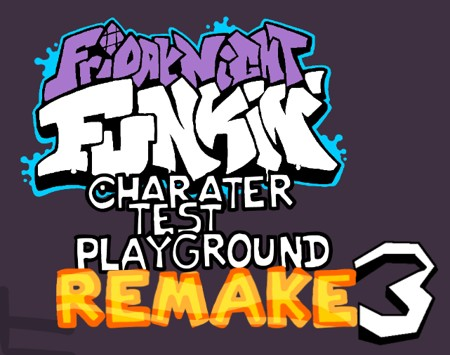 FNF Character Test Playground Remake 4 Unblocked (NEW Playable Beta)