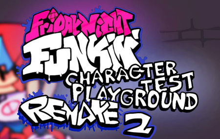 FNF Character Test Playground Remake 2