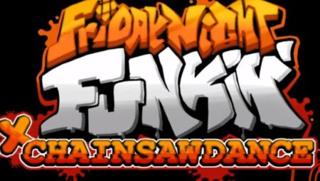 Vance! - Chainsaw Dance FNF MOD
