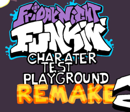 FNF Character Test Playground Unblocked (Remake 2)