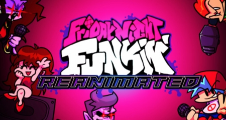 FNF Reanimated Unblocked