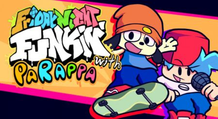 FNF With Parappa Unblocked