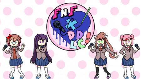 FNF X DDLC