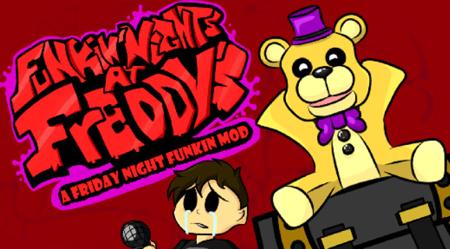 Funkin' Nights At Freddy's Unblocked