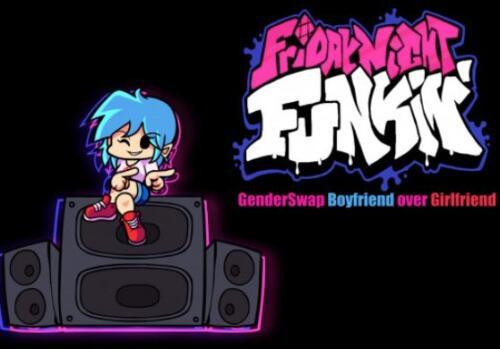 GenderSwap BF FNF Skin
