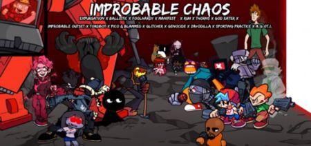 FNF Improbable Chaos Mashup Unblocked