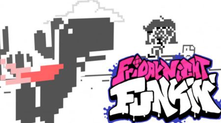 Internet's Down FNF MOD