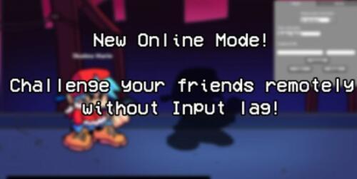 Multiplayer Online FNF MOD