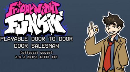 Playable Door to Door Salesman