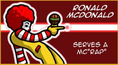 Ronald McDonald Unblocked