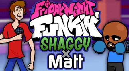 Shaggy x Matt FNF MOD