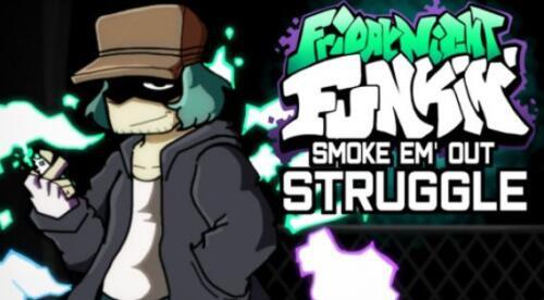 Smoke 'Em Out (VS Garcello) FNF MOD