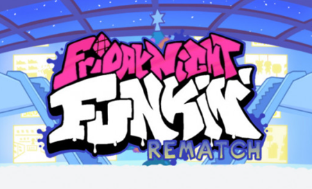 The rematch Between Yourself FNF MOD