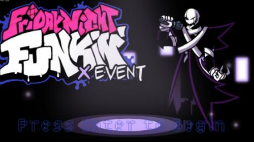 The X Event FNF MOD