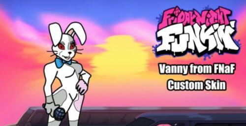Vanny FNF Skin