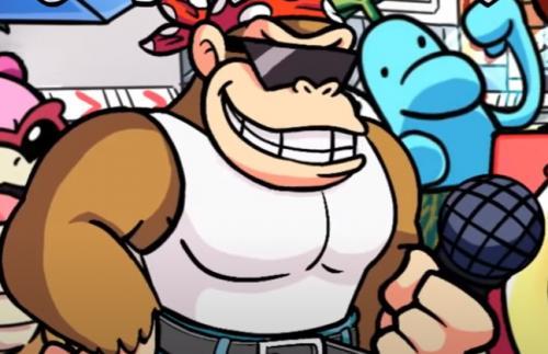 vs Funkin Kong Unblocked