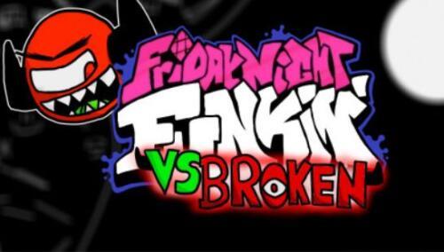 VS Broken FNF MOD