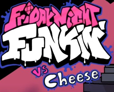 VS Cheese FNF MOD