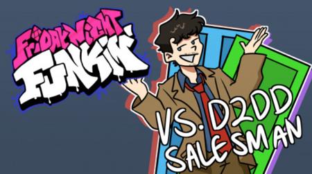 VS Door Salesman