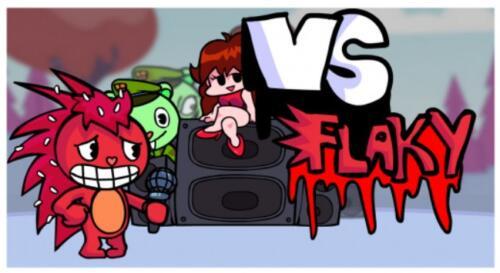 FNF VS Flaky