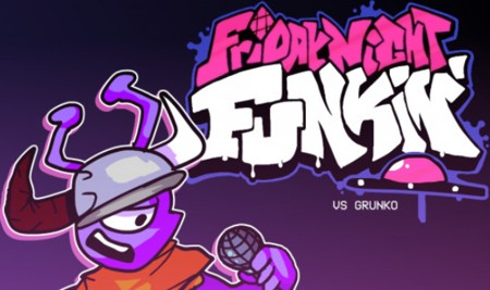 VS Grunko FNF MOD