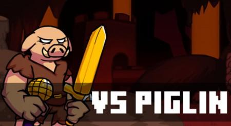VS Piglin Unblocked