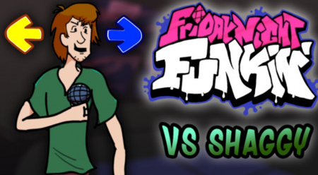 VS Shaggy v2 (9-key Update) Unblocked