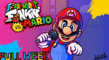 VS Mario Unblocked