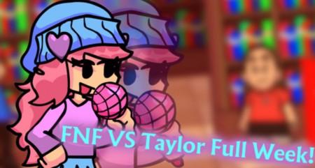 VS Taylor FNF MOD